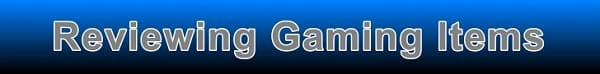 Gaming reviews - consoles, games and gaming computers etc