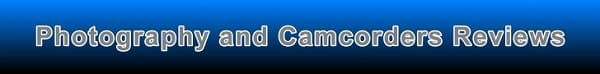 Photography and camcorder reviews - camera action - unbiased Oracle Reviews