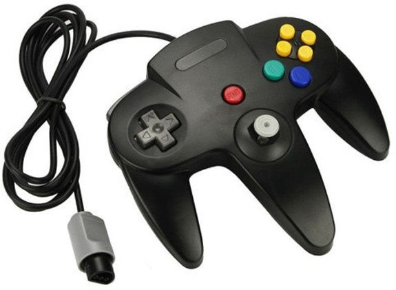 N64 controller - control pad