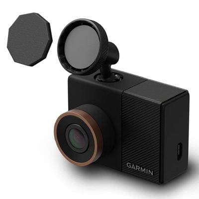 Garmin dashcam 55 magnetic attachment