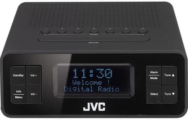 JVC RA-D38-B DAB/FM Clock Radio - Oracle Review