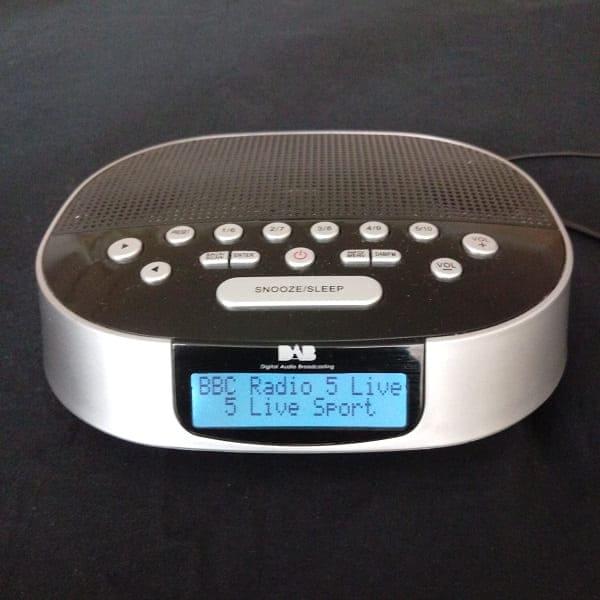 Tesco CR112DABV Clock Radio